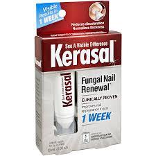 amazon com kerasal fungal nail renewal treatment restores the