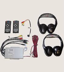 toyota highlander dvd headrest toyota highlander dual dvd headrest players monitors for