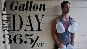 Does The Water Challenge Hurt What I Learned By A Gallon Of Water Every Day For A Year