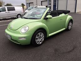 convertible volkswagen beetle used 2005 volkswagen beetle 8v 3 000