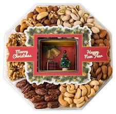 christmas nuts mini wishes jumbo merry christmas gift baskets with