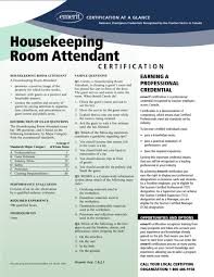 housekeeping room attendant cover letter