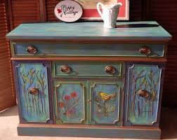 painted furniture amazing hand painted furniture goodworksfurniture
