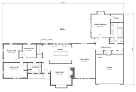 floor plans for ranch style home ranch style house floor plans ranch style house plan 4 beds baths sq
