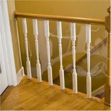 Best Stair Gate For Banisters 8 Best Stair Gate Images On Pinterest Diy Gate Diy Baby Gate
