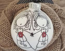 wedding gift ornaments wedding ornaments keepsake wedding gift personalized wedding