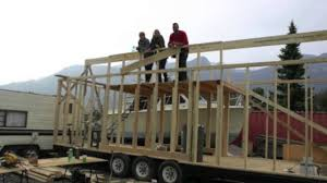 32 u0027 long tiny house on a trailer project big enough for you