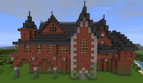 Victorian Style Mansions Minecraft Big House Minecraft Delicious Pinterest Big Houses