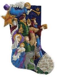 the procession another bucilla felt applique kit personalized