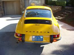 porsche signal yellow porsche 911t signal yellow porsche pinterest porsche 911 and