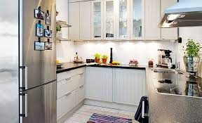 Simple Ways To Start Small Apartment Kitchen Design Modern Small - Small apartment kitchen designs