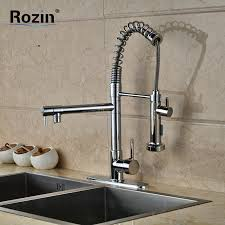 Touch Free Kitchen Faucets by Compare Prices On Hands Free Kitchen Faucet Online Shopping Buy