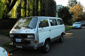 volkswagen westfalia syncro old parked cars 1990 volkswagen vanagon syncro