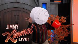 Humpty Dumpty Halloween Costume 10th Annual Jimmy Kimmel Live U0026 Halloween Costume