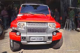 ford troller 2016 dispatches do brasil ford trollers bronco fans with new bof suv
