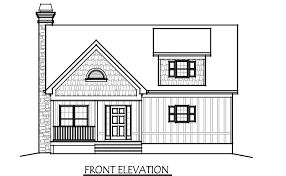 floor plans for small cottages small cabin floor plan by max fulbright designs
