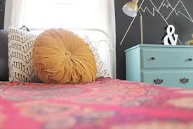 Teen Girls Bedroom Makeovers The Little Farm Diary Teen Girls U0027 Room Reveal A Boho Inspired