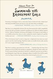 swimming with bridgeport girls book by anthony tambakis
