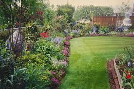 backyard awesome backyard flower garden wonderful colourful