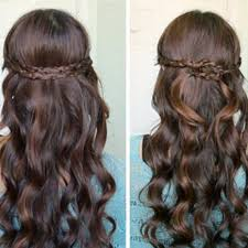 farewell hairstyles our favorite prom hairstyles for medium length hair more com