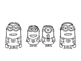 draw minions despicable 2 2 sketchheroes