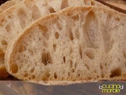 pane ciabatta fatto in casa la cucina di marble pura gola vero pane al poolish
