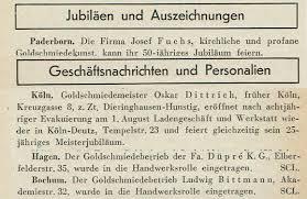 K Hen In U Form Kaufen Chronik Von 1949 1959 Landesinnungsverband Der Gold Und