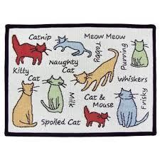 Cat Area Rugs Cats Paw Rug Wayfair