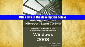100 mcts guide to microsoft windows server 2008 implement