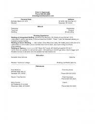 Resume For Iti Fitter Welder Resume Examples Resume For Welder Example Adoringacklesus