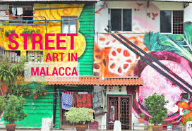 How To Make Mural Art At Home by Street Art In Malacca Melaka The Culture Map