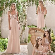 gold bridesmaid dresses 2017 hot sale gold bridesmaid dresses a line spaghetti