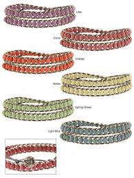 double wrap bracelet images Colombian chirilla double wrap bracelet the hunger site gif