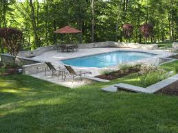 82 best inground pools images on pinterest backyard ideas pool