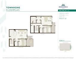 keauhou project floor plans