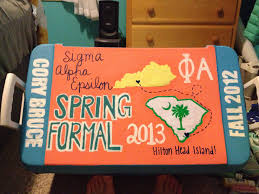 fraternity cooler painting 101 space place u0026 southern grace
