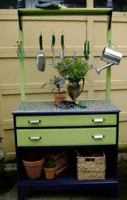 Plant Bench Plans - 20 fabulous diy ideas and tutorials to transform an old dresser