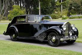 antique rolls royce for sale sold rolls royce 20 25 hj mulliner sports saloon auctions lot