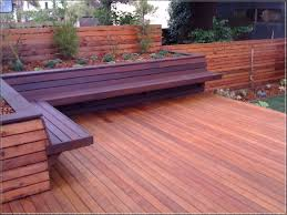 Wood Bench Designs Decks by Benches On A Deck Google Search Decks Pinterest Decking