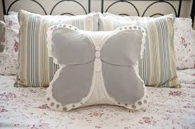How Do I Make Cushion Covers Make This Adorable Felt Butterfly Pillow Cover 9 Steps With