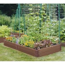 planting a vegetable garden in 6 easy steps home owner care