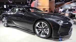lexus lc 500 convertible 2018 2018 lexus lc 500 exterior walkaround 2016 la auto show cars