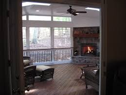 Screen Kits For Porch by For Your Charlotte Outdoor Fireplace Beware Do It Yourselfers And