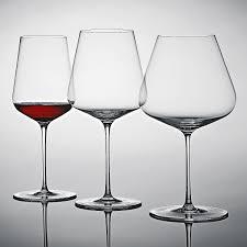 Wine Glasses Zalto Denk U0027art Three Pack Wine Glass Set Wine Enthusiast
