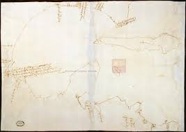 Vera Cruz Mexico Map by The History Blog Blog Archive 16th C Local Nautical Map From