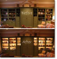 cabinet lighting with custom light fixtures u0026 led shelf lights