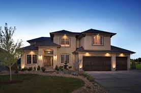 ideas exterior paint color and exterior lighting with front yard