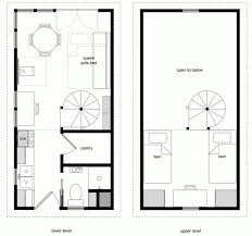 16 40 floor plans cottage cabin 16 40 be moses floorplan format 500 12x24 tiny house plans tiny house