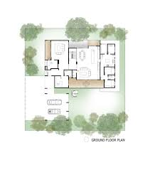 Architect Floor Plan by Gallery Of Eigent House Fabian Tan Architect 20