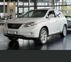lexus rx 350 uk left drive lexus rx 350 n 4763